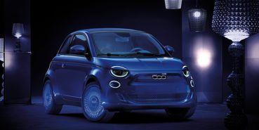 Fiat 500 Kartell Concept