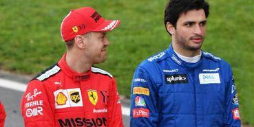 Sainz a Ferrari