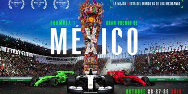 Cambios favorables para la carrera de F1 en México